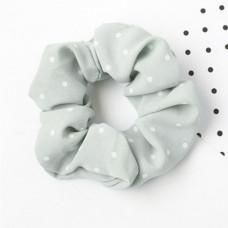 Hår elastik Scrunchie mint