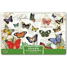 Papillon dækkeservietter