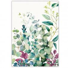 Viskestykke Eucalyptus og mint
