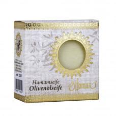 Naturlig sæbe pakket med olivenolie 200g  Hjælper med insektbid, kan bruges som shampoo og barbersæbe,  som en ansigtsmaske (lad den blødgøre i 5 minutter, skyl derefter med rent vand),  til personlig pleje, hudpleje, hovedbund og hår.  Anbefales til neur