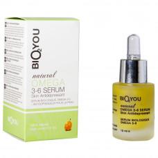 Natural omega 3-6 Serum skin antidepressant 15ml