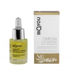 Natural omega 3-6 Serum skin antidepressant 15ml BIO2YOU