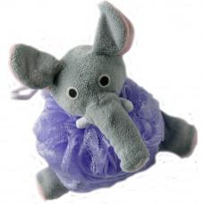 Fluffy svamp elefant