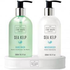 Sæbe/lotion sæt Sea Kelp - THE SCOTTISH FINE SOAPS COMPANY