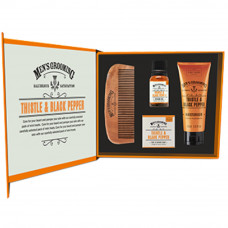 Face & Beard care giftset - THE SCOTTISH FINE SOAPS COMPANY
