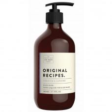 Classic hand wash Geranium & lavendel 500ml