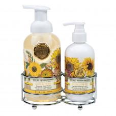 Sæbe og Lotion Sunflower Michel Design Works
