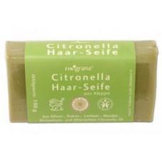 Aleppo hårsæbe med citronellaolie