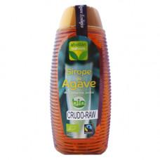 Agavesirup raw mørk økologisk & Fairtrade Indhold: 500g