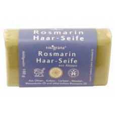 Aleppo hårsæbe med Rosmarinolie