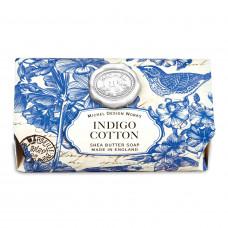 Hånd & Badesæbe Indigo Cotton Michel Design Works