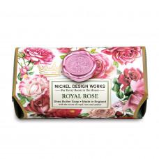 Hånd & Badesæbe Royal Rose Michel Design Works