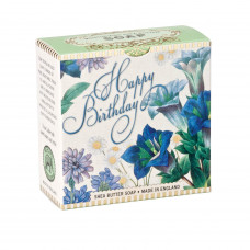 Håndsæbe Little soap BLUE BIRTHDAY Michel Design Works