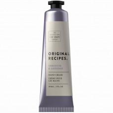 Classic håndcreme Geranium & lavendel  - THE SCOTTISH FINE SOAPS COMPANY
